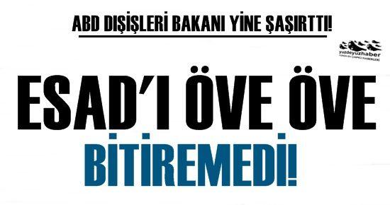 ESAD'I ÖVE ÖVE BİTİREMEDİ!