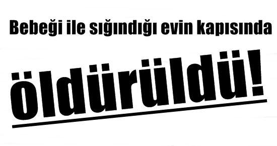 EVİN KAPISINA KADAR KAÇABİLDİ!