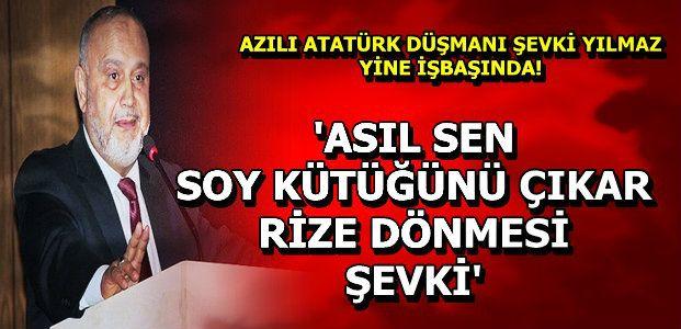 EY RİZE DÖNMESİ ŞEVKİ...'