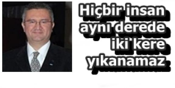 FATİH ÖZFATURA'NIN İLK YAZISI...