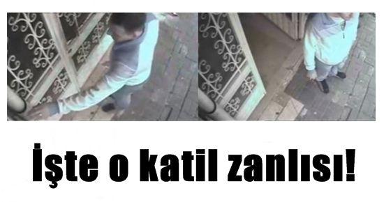 FATMANUR'UN KATİL ZANLISI KAMERADA!