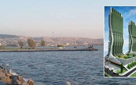 FOLKART'TAN İZMİR'E İKİZ KULE