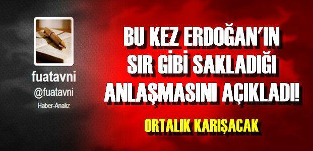 FUAT AVNİ KIYAMETİ KOPACARAK!