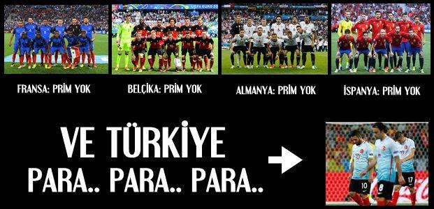 FUTBOLDA REZALET PRİMDE CENNET...