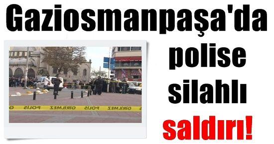 G. OSMANPAŞA'DA SİLAHLI SALDIRI!
