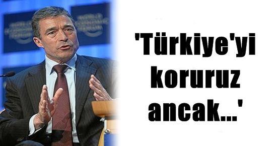 'GEREKİRSE TÜRKİYE'Yİ SAVUNURUZ...'