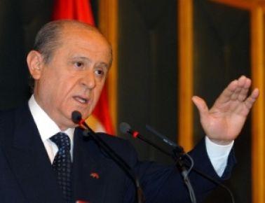 'GETİR ÖCALAN'I MECLİSTE KONUŞTUR'