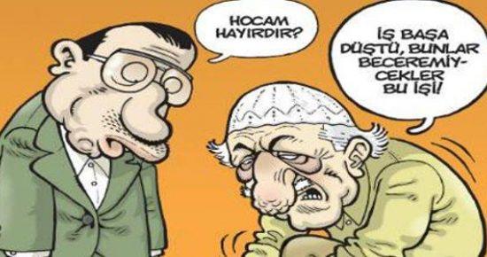 GIRGIR, HOCA'YA KRAMPON GİYDİRDİ!