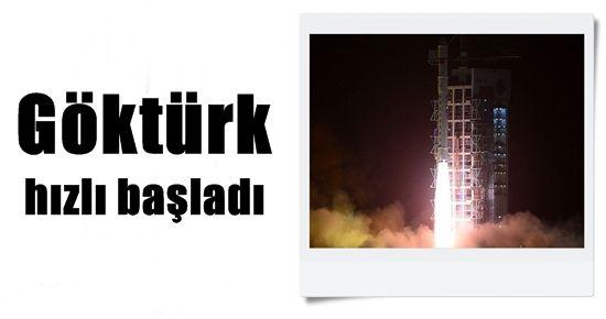 GÖKTÜRK BİLE İZMİR'İ SEÇTİ...