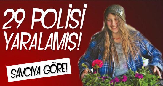 GÜYA 29 POLİSİ YARALAMIŞLAR!