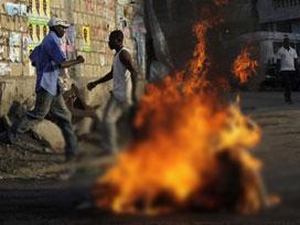 Haiti'de bir gazeteci öldürüldü