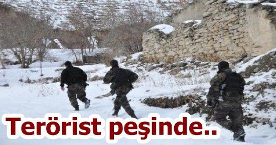 HAKKARİ'DE OPERASYON...