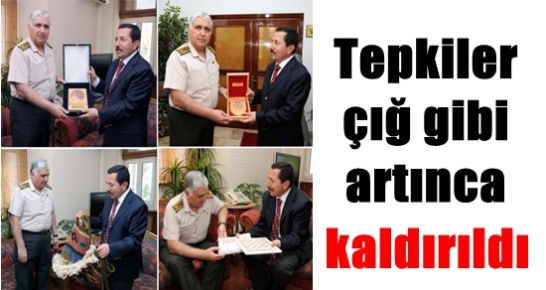 HALK DERS VERDİ...