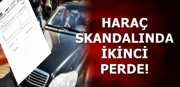 HARAÇ SKANDALINDA İKİNCİ PERDE...
