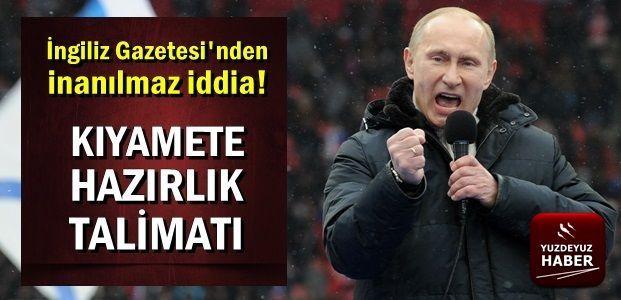 """""""HAZIR HALE GETİRİN' TALİMATI..."""