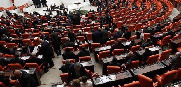 HDP MECLİS'TE RESMEN 3. PARTİ OLDU!