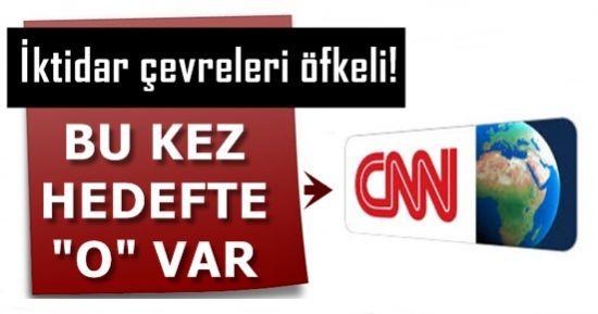HEDEF ŞİMDİ DE; CNN INTERNATİONAL..!