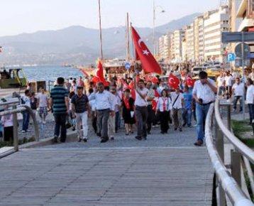HEPAR İZMİR PKK'YA LANET YAĞDIRDI...