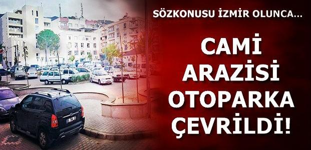 HER YERE CAMİ YAPAN AKP İZMİR'DE İSTEMEDİ!