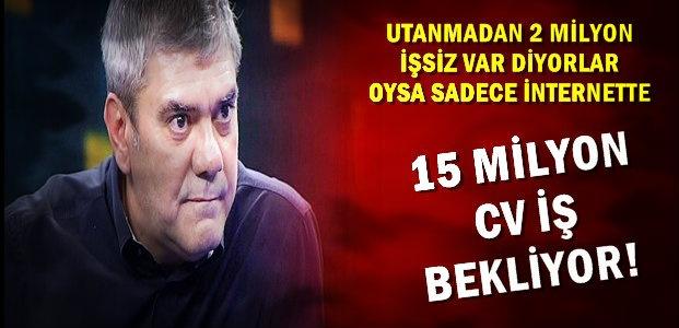 'HERŞEYİ SATTIK, BORCUMUZ BÜYÜDÜ'
