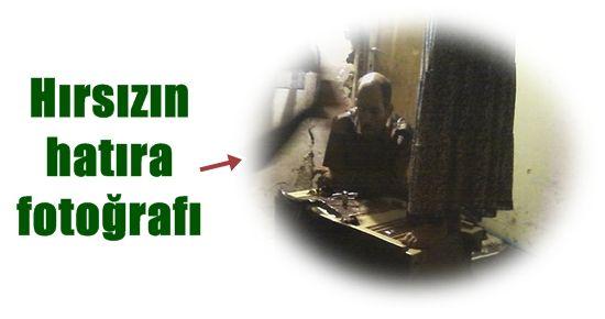HIRSIZLARIN HATIRA FOTOĞRAFI...