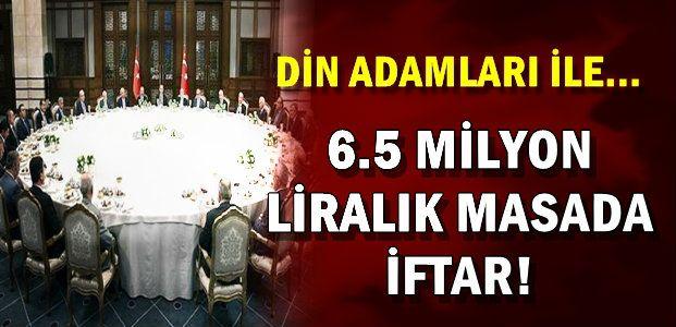 İFTARIN BÖYLESİ...