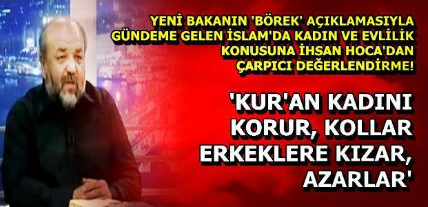 İHSAN HOCA'DAN ÇARPICI DEĞERLENDİRME!
