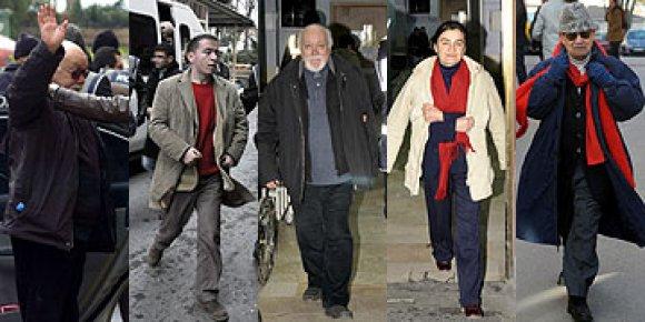 ERGENEKON'DA 5 KİŞİ DAHA TUTUKLANDI