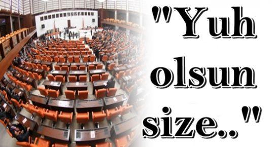 'İKTİDARSIZ' MECLİS...