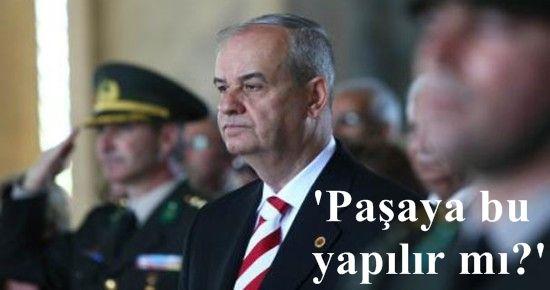 İLKER BAŞBUĞ'UN GÖZLERİ YAŞARDI