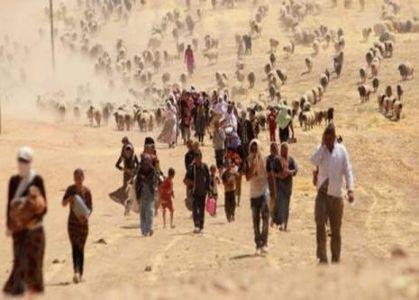 IŞİD BU KEZ 300 EZİDİ'Yİ KATLETTİ...