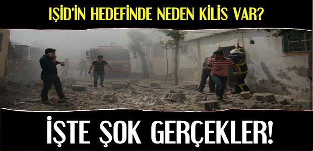 IŞİD ÖZELLİKLE BOMBALIYOR ÇÜNKÜ...