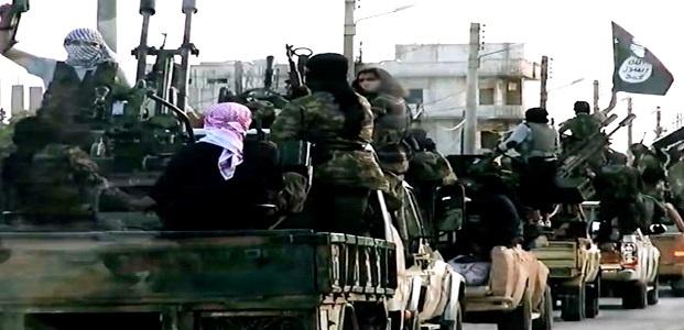 IŞİD'İN HEDEFİ TÜRKİYE'DE ŞERİAT...