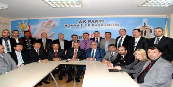 İŞTE AK PARTİ KONAK'IN 2014 HEDEFİ