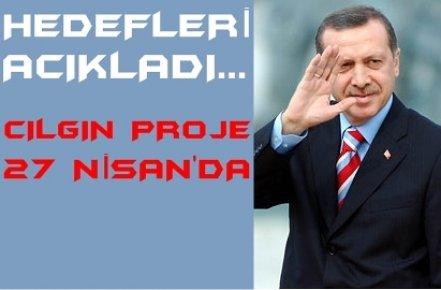 İŞTE AK PARTİ'NİN 2023 HEDEFLERİ...