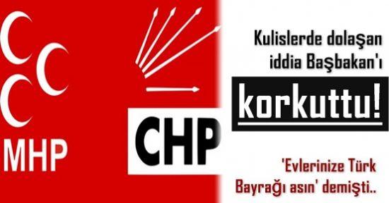 İŞTE BAŞBAKAN'I KORKUTAN İTTİFAK!