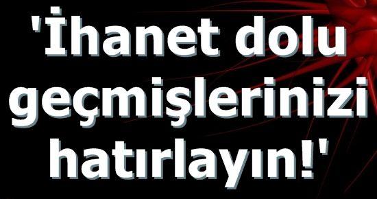 İŞTE DERSİM TARTIŞMALARININ ARKA PLANI!