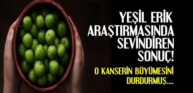 İŞTE ERİĞİN MUCİZEVİ FAYDASI...