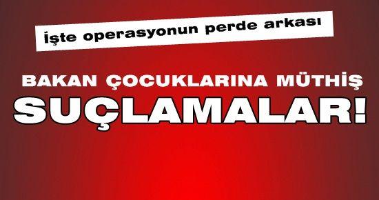 İŞTE OPERASYONUN PERDE ARKASI!