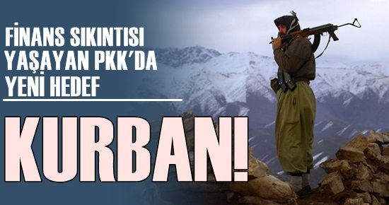 İŞTE PKK'NIN YENİ HEDEFİ...