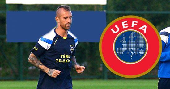 İŞTE UEFA'NIN MEİRELES KARARI!