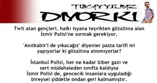 İZMİR POLİSİ DE SINIFTA KALDI!