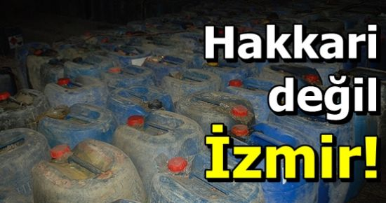 İZMİR'E KADAR UZANDI