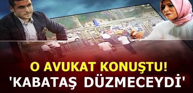 KABATAŞ KOCA BİR TEZGAHMIŞ!