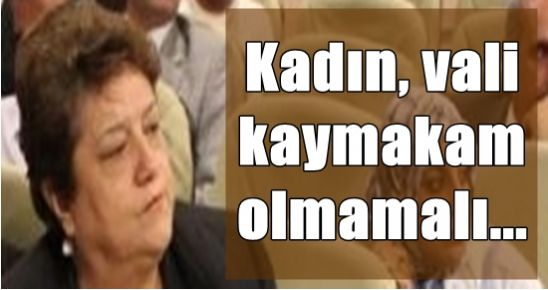 KADIN BAŞKAN, KADINLARI ŞOKE ETTİ!