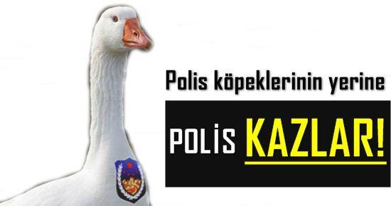 KARAKOLLARI 'POLİS KAZLAR' BEKLEYECEK...