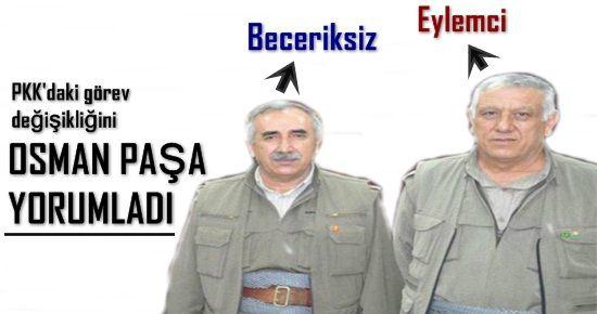 KARAYILAN BECERİKSİZ, BAYIK EYLEMCİ!