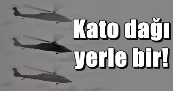 KATO'YA BÜYÜK OPERASYON...