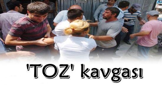 KAVGA İÇİN BÖYLE BAHANE GÖRÜLMEDİ...