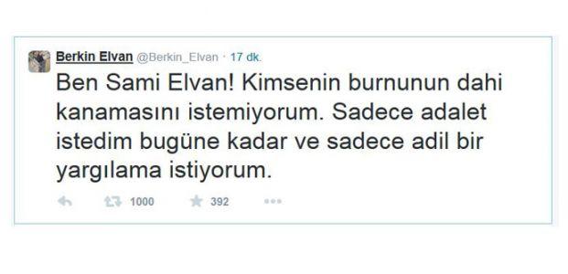 'KİMSENİN BURNU KANAMASIN'